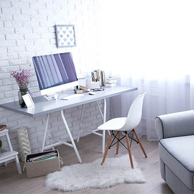 Tip of the Week: Designing an Effective Work-from-Home Workstation